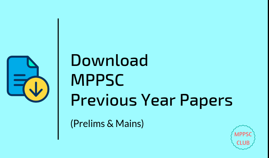 Download MPPSC Papers